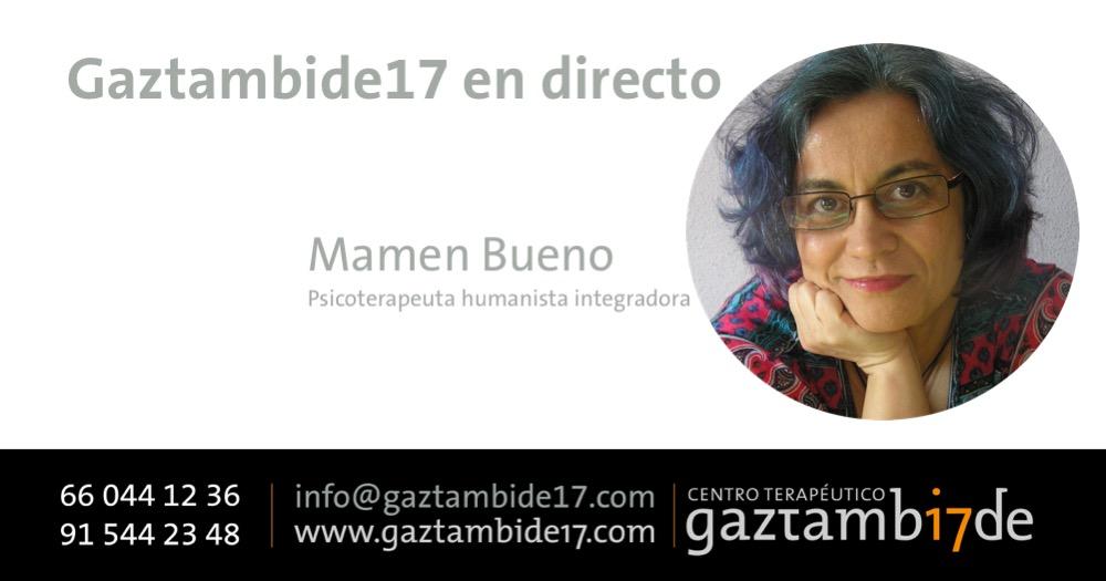 Gaztambide17 en directo: en febrero hablamos de la psiconutrición